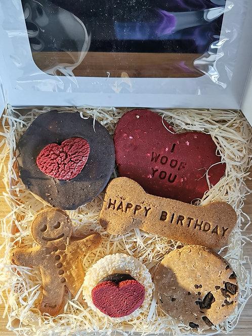 Doggy Birthday Box