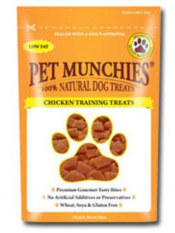 Pet Munchies Training Treats - Chicken - 50g