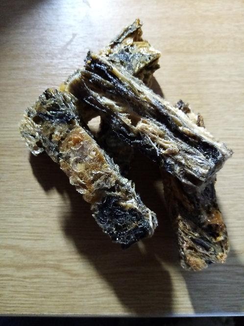 Dried Fish Skin Fingers