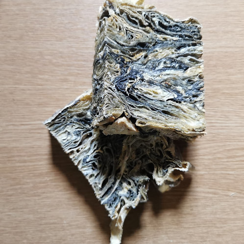 Dried Fish Skin Bars