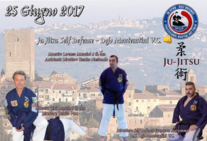 Lezione Privata - Ju Jitsu Self Defence