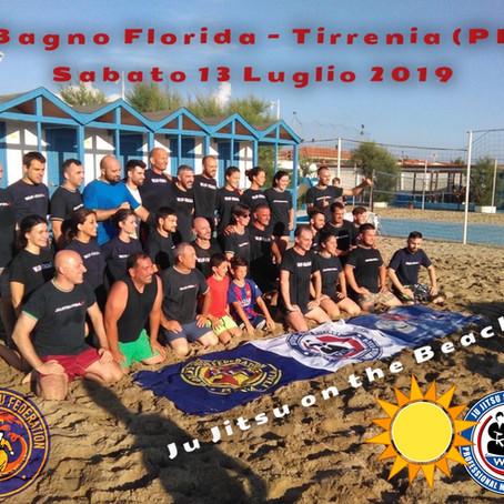 Ju Jitsu on the Beach 2019 WJJF Pma italia