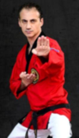 Kyoshi Colombini Andrea Ju Jitsu