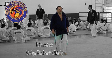 Soke Robert Clark