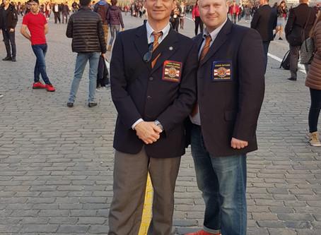 RUSSIA - MOSCA 20 - 22 APRILE 2019