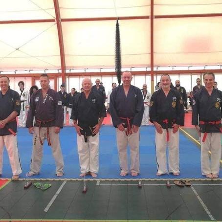 Stage Internazionale Ju Jitsu