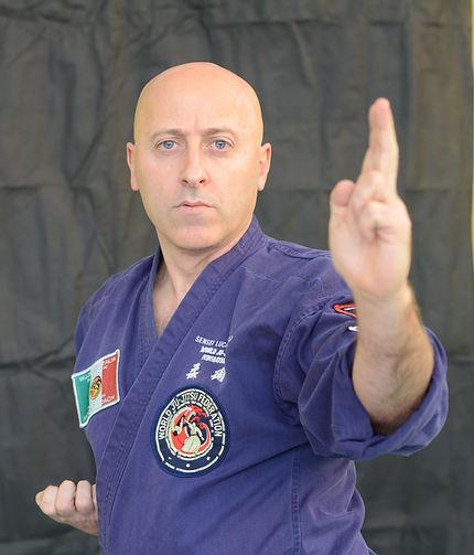 Maestro Luca Romoli WJJF PMA Italia