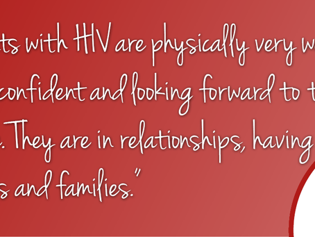 Working in HIV: A clinician's story