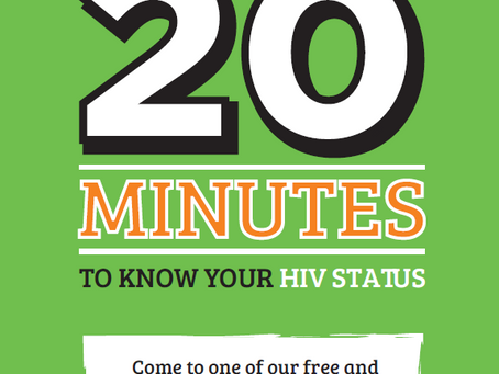 Extra and extended HIV testing drop-in sessions in Stoke-on-Trent this summer