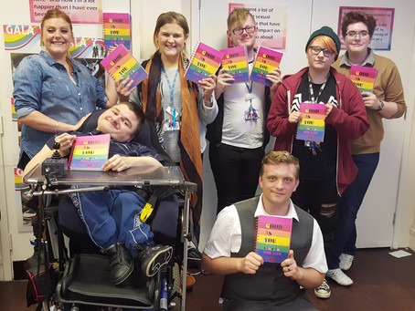 Free handbook for young LGBT people launches
