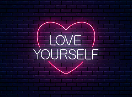 Love yourself and your body!