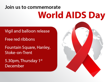 Commemorate World AIDS Day with us