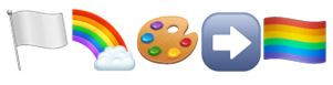 LGBT History Events - Emoji Quiz!