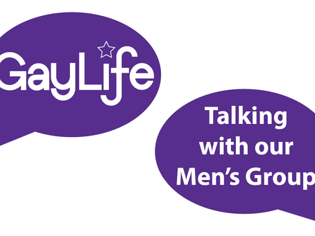 Talking with our Men's Group