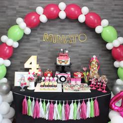 boy's party