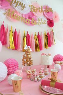 Pink Gold set up image