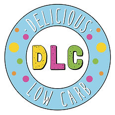 Final Main Logo - Delicious Low Carb - W