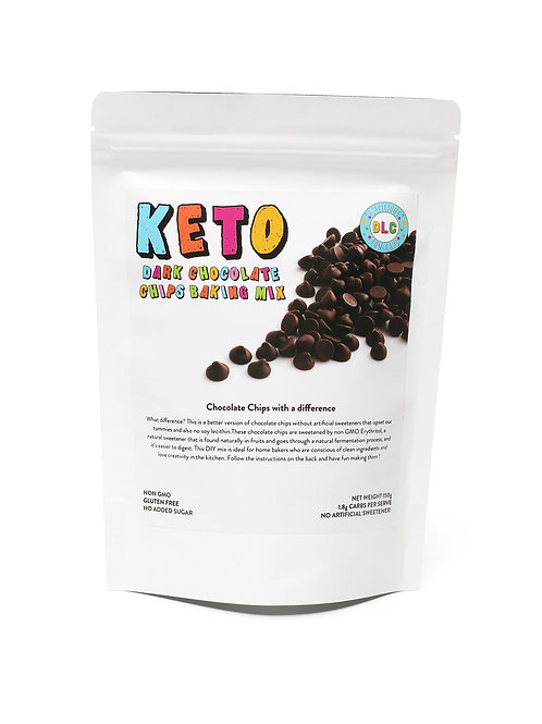 Keto Chocolate Chips Baking Mix