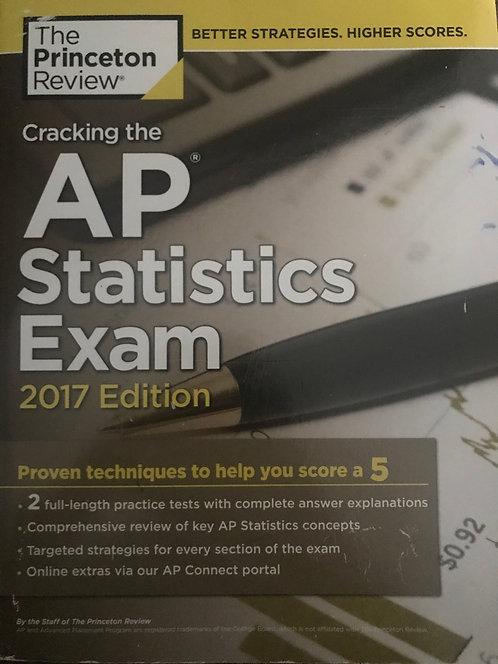 AP Statistics 2017 - The Princeton Review