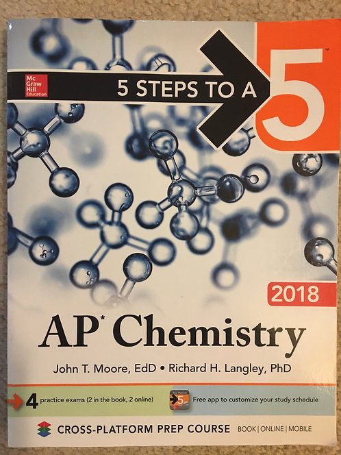 AP Chemistry 2018 - 5 Steps to a 5