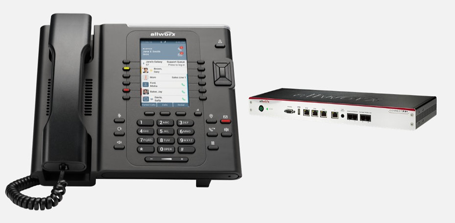 Computron Allworx Business Phone Systems Connect 731