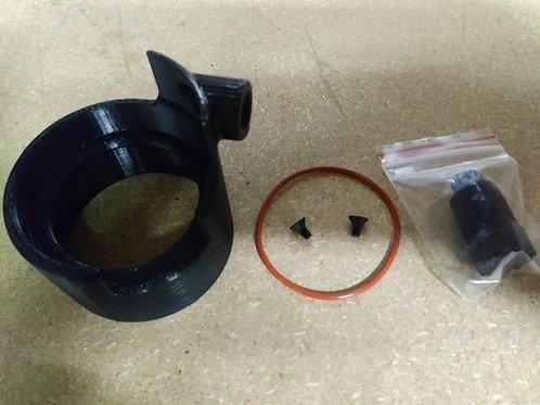 Lighted HHA 1-5/8  lens kit w/Sunshade