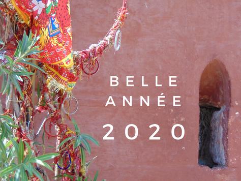 FAITES DE 2020 UNE GRANDE ANNÉE !