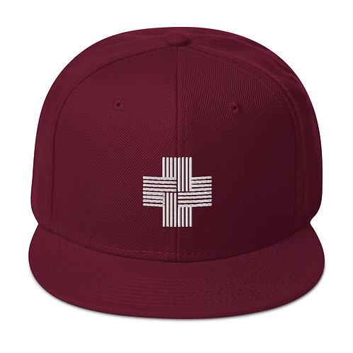 Flat Visor Logo Hat