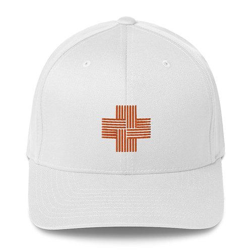 Structured Twill Logo Hat