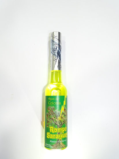 Agua colonia Rompe saraguey