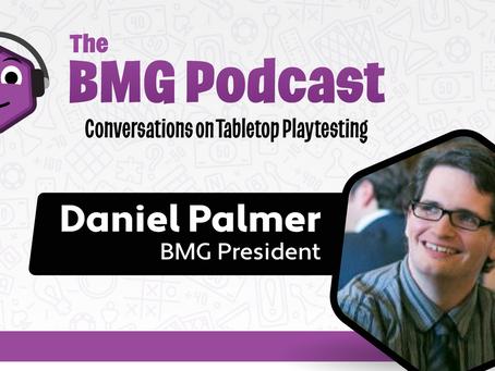 BMG Episode 1 - Daniel Palmer