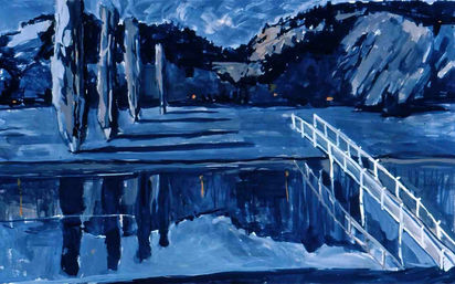 Rapid City in Blue