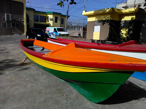 copy of 28 ft Fibreglass Boat