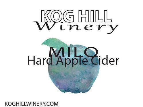 Milo Hard Apple Cider