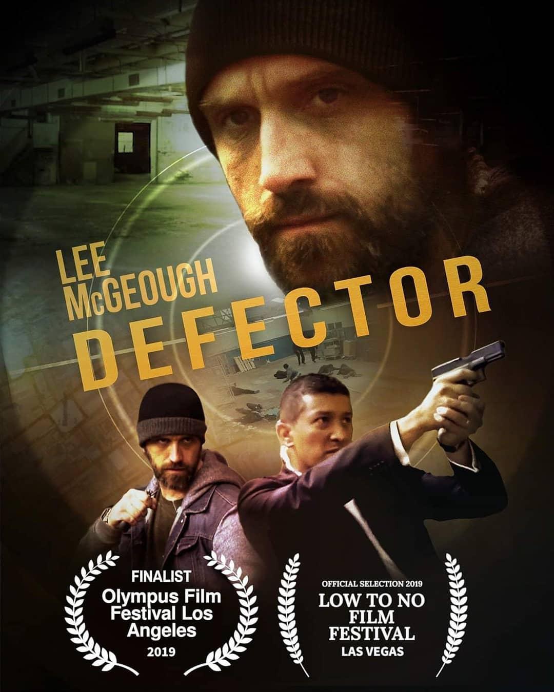 Defector Festival Poster