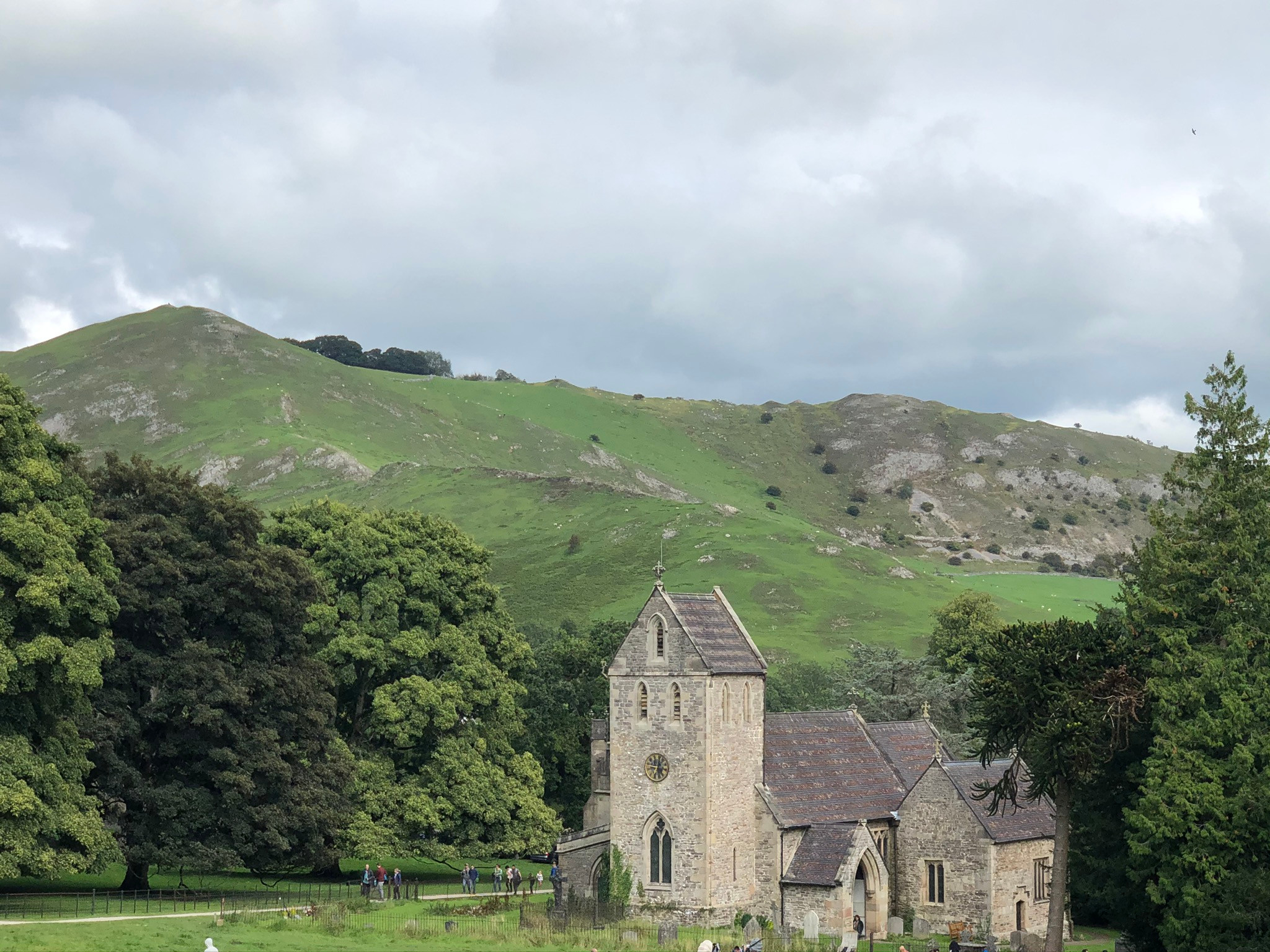 10 Mile from Ashbourne to Dovedale