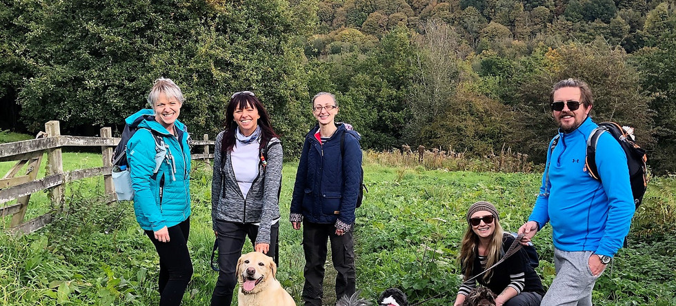 Cromford Canal Group Walk