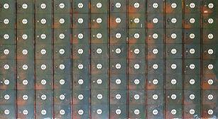 Los armarios oxidados