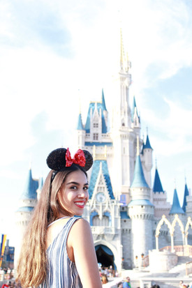 My First Time at Disney World