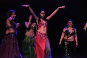 L'angoisse de la scène – Journal de la danse orientale