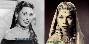 Interview Samia Gamal et Tarioka Karioka