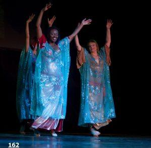 L'importance des transitions – Journal de la danse orientale