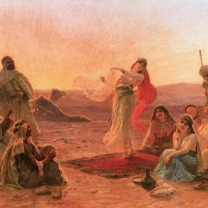 Introduction suite – «Serpent on the Nile»