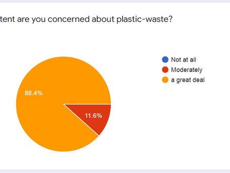 'Plastic-free' Survey Results