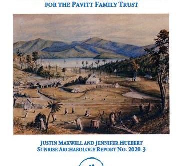 Pavitt Cottage Archaeological Assessment