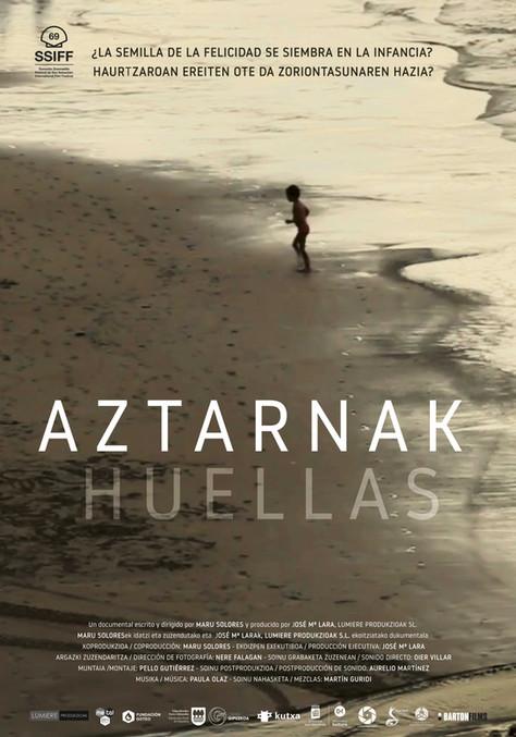 'AZTARNAK-HUELLAS' clausurará la sección Zinemira del Festival de San Sebastián.