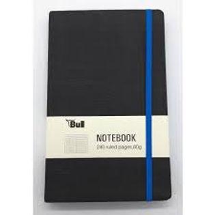 Σημειωματάριο 240 σελίδες με ρίγες,  BULL