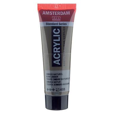 Amsterdam Acrylic Paint 120ml Raw Umber