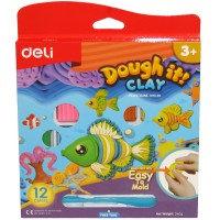 Dough it Clay Deli