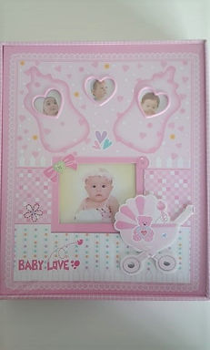 Baby Love (Girl Album) - My small archives
